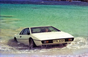 Lotus Esprit S1 James Bond