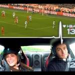 Nissan GT-R Fotbal