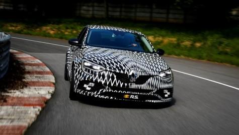 5 lucruri pe care trebuie să le știi despre noul Renault Megane RS