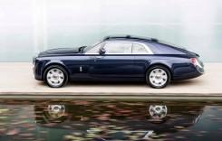 Este cea mai scumpă mașină din lume: Rolls-Royce Sweptail