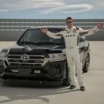 Toyota Land Cruiser cel mai rapid SUV (2)