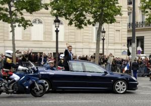 mașini prezidențiale