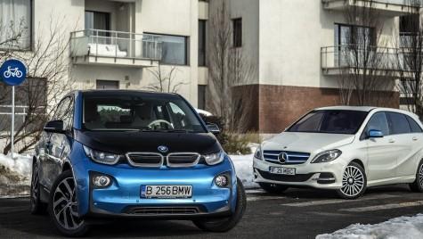 S-au vândut peste 400 de mașini ecologice noi în România în primul trimestru
