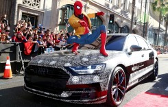 Audi A8 a debutat pe covorul roșu