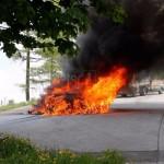 Audi A7 incendiu (8)