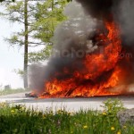 Audi A7 incendiu (9)