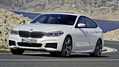 OFICIAL: Seria 6 Gran Turismo – BMW trece la nivelul următor