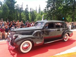 Cadillac 90 Series Concursul de Eleganta