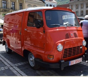 Dacia Estafette Concursul de Eleganta