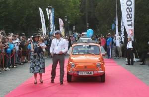 Fiat 500 L Concursul de Eleganta