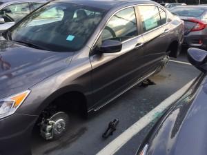 Honda mașini fără roți (2)
