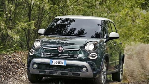 Vine barza! Noul spot publicitar la Fiat 500L