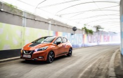 Test drive Nissan Micra IG-T 90 – Complicele perfect în aglomerație