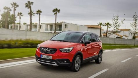 Noul Opel Crossland X vine în România cu prețuri începând de la 12.920 de euro