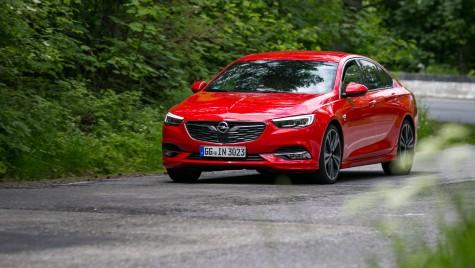 Test drive Opel Insignia 2017 – Parola de accces în clasa premium