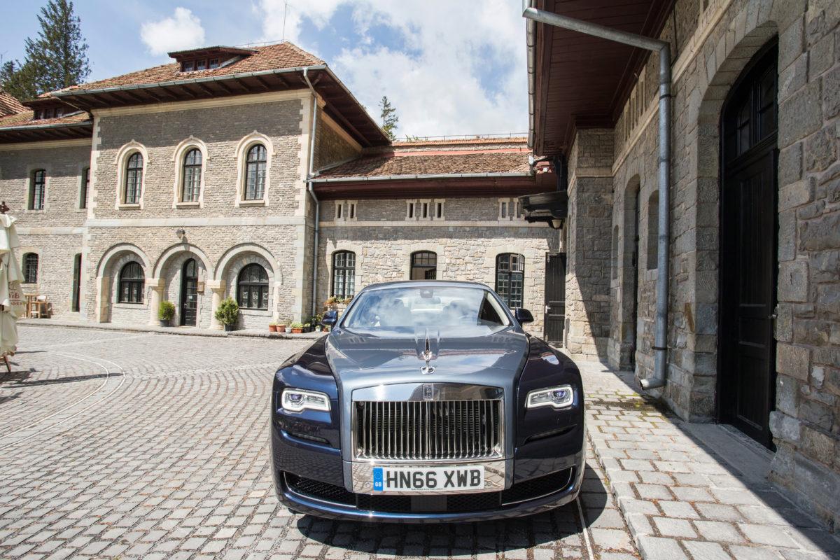 Rolls Royce Ghost 07