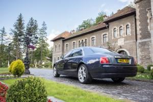 Rolls Royce Ghost 12