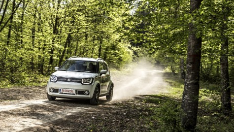 Test drive Suzuki Ignis 1.2 GLX ALLGRIP – Mai mare decât pare