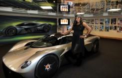 Game, set, meci – Serena Williams este imaginea Aston Martin Valkyrie