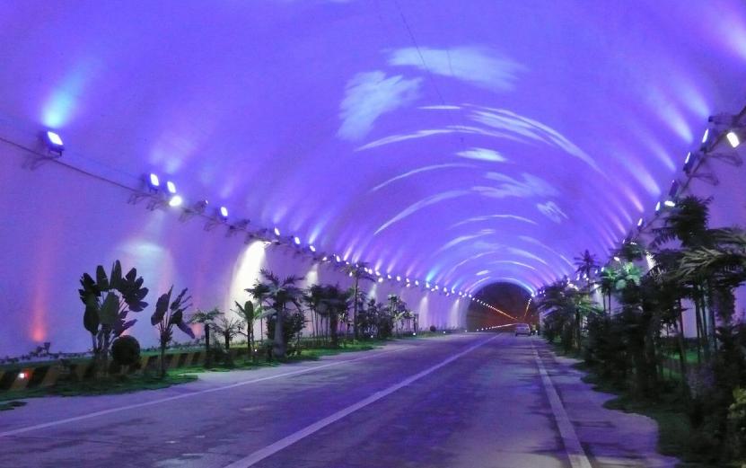 钟南山公路隧道