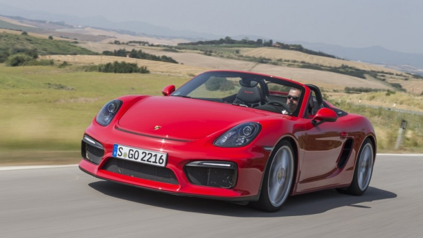 fără permis Porsche Boxter GTS