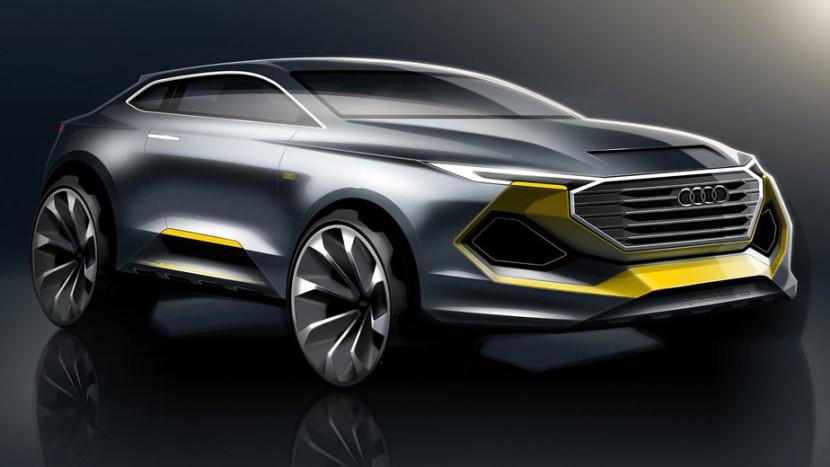 Audi Q1 simulare digitala