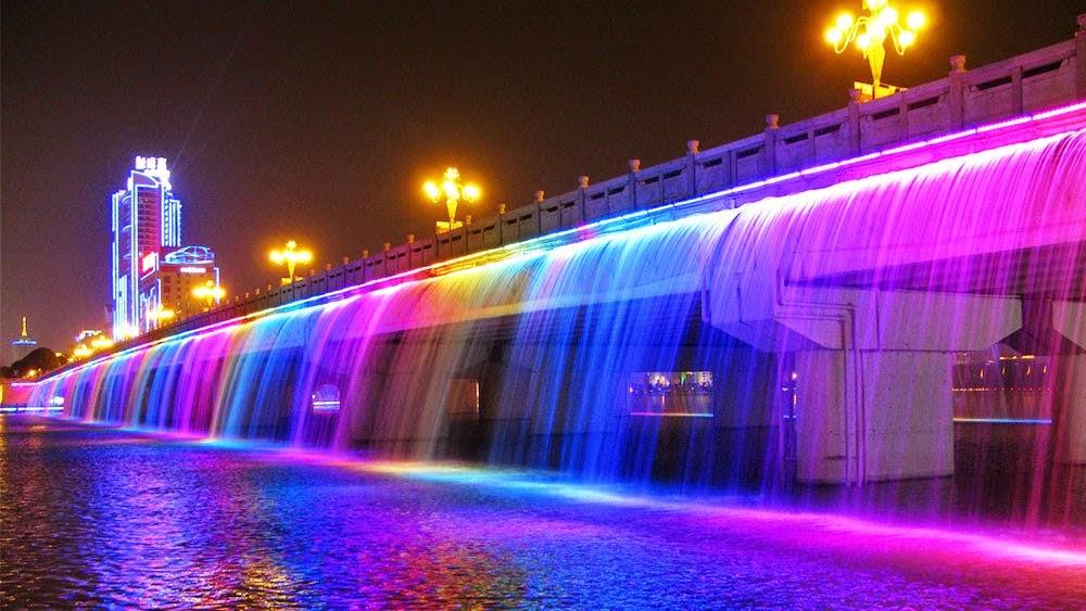 Banpo-Girder-Bridge-South-Korea