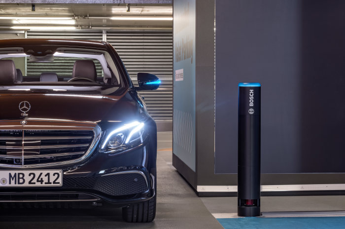 parcarea automatizată