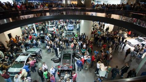 Lista mașinilor care vor fi prezentate la Salonul Auto de la Frankfurt de la A – Z