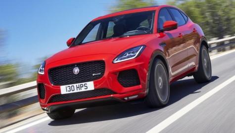 OFICIAL – A apărut cel mai mic SUV de la Jaguar, E-Pace