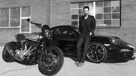 Keanu Reeves – cel mai bun șofer de la Hollywood
