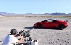 Nu trageți în Lamborghini! Proprietar de hypercar trage cu arma prin geamurile deschise