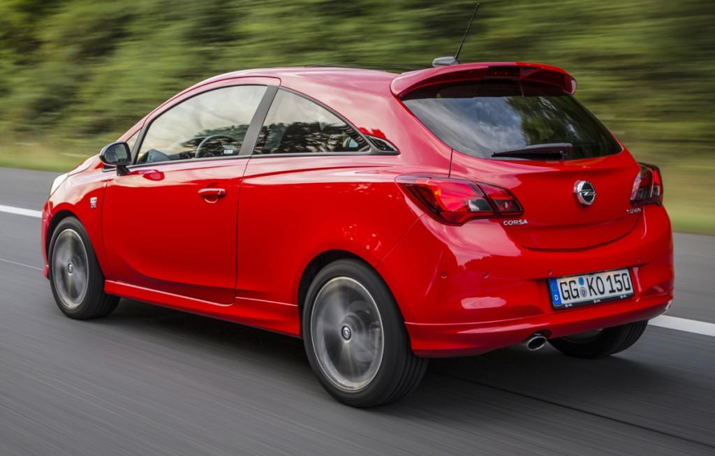 Opel Corsa S (3)
