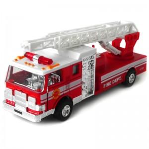 Pompieri mașinute
