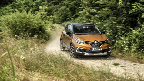 Test drive Renault Captur 120 TCe facelift – Ce captură!