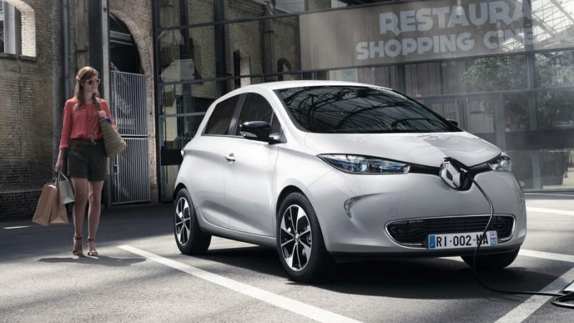 Renault Zoe motoare diesel si pe benzina