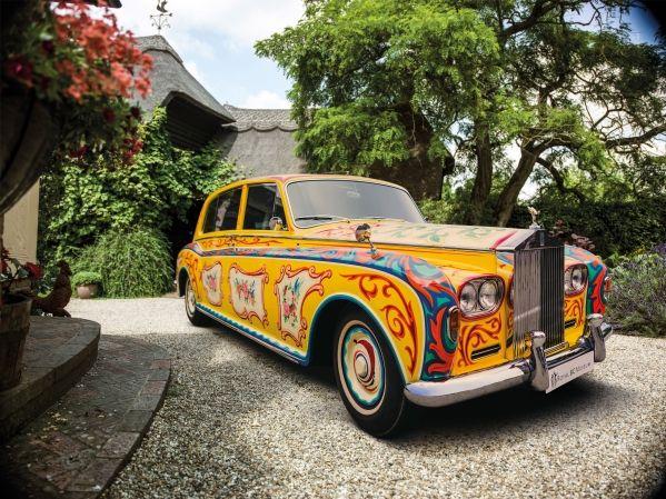 Rolls-Royce Phantom John Lennon (1)