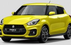 Suzuki Swift Sport debutează la Frankfurt cu motor turbo