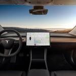 Tesla Model 3 interior (1)