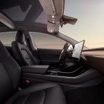 Tesla Model 3 interior (2)
