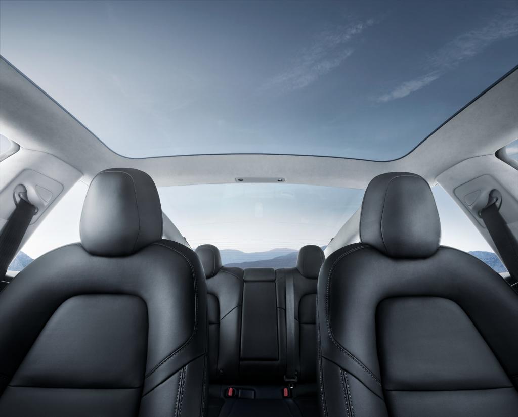 Tesla Model 3 interior (3)