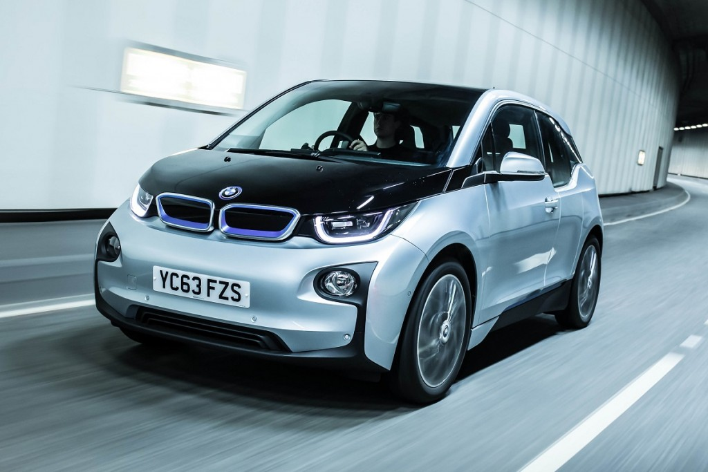 mașini electrice Marea Britanie