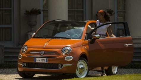 Fiat 500 serbează 60 ani cu două ediții aniversare