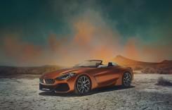 Oficial: Conceptul BMW Z4, un sportiv pur-sânge