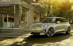 MINI Electric Concept: Mobilitate fără emisii la Frankfurt