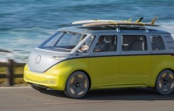 Volkswagen construiește primul microbuz electric din lume: ID Buzz