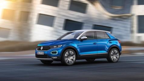Prețuri VW T-Roc: Cel mai ieftin SUV VW costă 16.944 euro