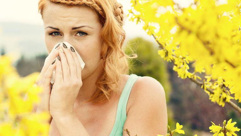 Alergia - factor de risc crescut de accidente