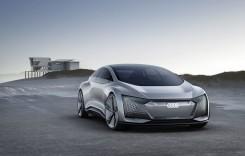 Audi Aicon – Nemții au prezentat o limuzină autonomă fără pedale și fără volan