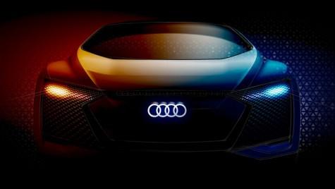 Audi aduce RS4 Avant și două concepte futuriste la Frankfurt